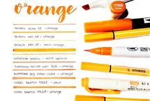 Color: Orange