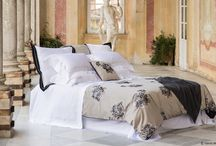 Black Pearl Bedroom / Shop Amancara for a complete selection of bedding and towels for your Black Pearl-inspired bedroom!