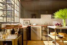 Kitchens / by Annie Kelly