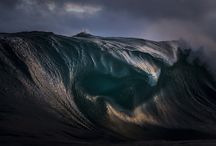 Waves / My everlasting obsession with huge waves