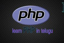 learn php in telugu