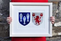 Coat of Arms & Heraldry - Modern Design