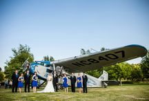 Airplanes & I Do's / EAA has multiple facilities and grounds across 1,600 acres available for weddings and receptions. Please call 920-426-6126 or e-mail events@eaa.org for more details about hosting your next event at one of EAA's unique venues! / by Experimental Aircraft Association