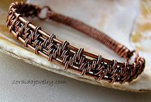 pulseras cobre
