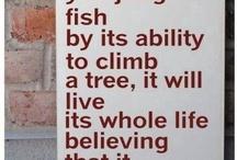 {Words of Wisdom} / by Amy Chitticks