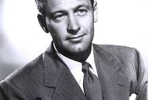 William Holden / by Christopher McLaughlin