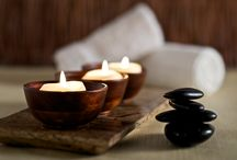 Functional Spa Living / Images that represent Wellness, Integrative health and Spa life