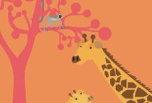 Meri Mort's illustrations / Finnish illustrator and a yoga teacher. www.merimort.com