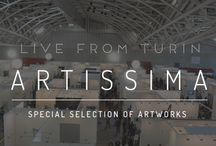 Artissima: Special Selection / Look Lateral is coming LIVE from Turin, where international contemporary art collectors are gathered in Artissima Fair for the weekend. Discover original artworks from our special selection: http://www.looklateral.com/en/artissima/