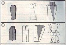 Наглядно / Примеры конструирования, моделирования одеджы