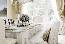 Living room/dining room / by Kelly Sevier