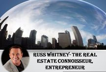 Russ Whitney-The Real Estate Connoisseur, Entrepreneur