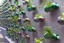gardening and landscaping / by Vivian Vidal Carvalho Silva