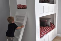 {Boy's Bedroom Ideas} / Big boy themed bedroom ideas for kids ages 2-10.