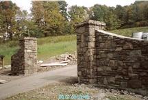 Front gate entrance