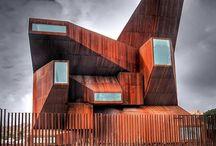 Arkkitehtuuria, vau!
