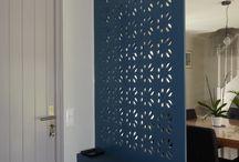 Separate walls