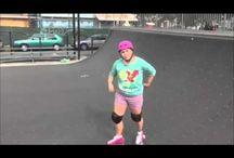 Skate Park Quad goals