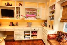 office/play room / by Teresa McCully