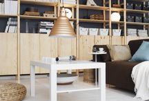 livingroom shelf