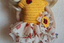 Doll Clothes / by Karen Cermak