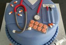 Doktorské dorty