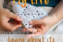 Free Crochet Articles / Free crochet articles to help out the crocheter