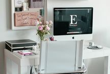 home office / by Jen Rodriguez