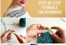 Imma teach myself to Knit :) /