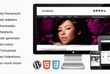 Wordpress Themes / A quick view into our Premium Wordpress Themes #webdesign #wordpress