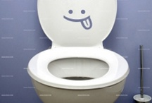 Stickers WC