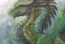 ドラゴン , sárkány