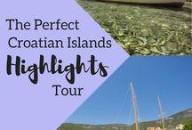Travel Europe: Croatia / Inspiration for your upcoming trip to Croatia.