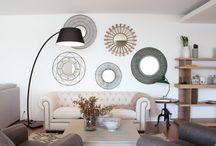ideas decorar con espejos