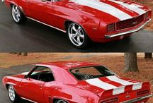 Muscle Car / Muskel bilar