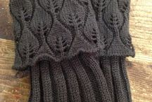 Knitting, to pass onto others