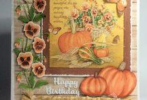 Joanna Sheen signature flower dies