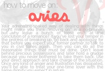 I'M AN ARIES BABY / by Brittany Purce
