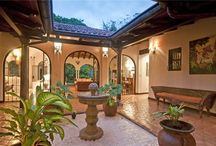 Outdoor Living / Patio & Courtyards ❤️ / by Lili Lily