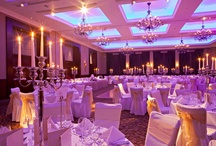 Weddings at Fota Island Resort / Host your wedding reception either in The Smith-Barry Suite, located within Fota Island Hotel & Spa, or in The Clubhouse at Fota Island Resort. Distinguished by dramatic chandeliers, a grand fireplace, two private bars, state-of-the-art lighting and decorated in warm shades with soft touches throughout, The Smith-Barry Suite can accommodate between 120 and 300 guests and is wonderfully adaptable, allowing every wedding its own uniqueness.