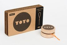 TAIT YOYOs / Sling-Slang YOYO is a handmade yoyo kit for ages 10 & up, made in Michigan by TAIT Design Co.