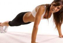 Cviky na chudnutie / Cviky a cvičenia pre krásnu postavu.