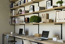 Office / Office ideas. Home office or corporate office.