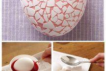 Eier - kreativ