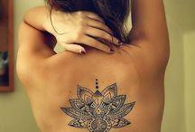 Tattoo / Tattoo, Tatoeage, Ink, minimal, Type, Lettering, Quote, Small tattoo, fine lines, cool