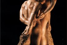Statue - art