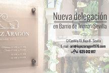 Nueva delegación Sevilla / Abrimos nueva delegación en Sevilla