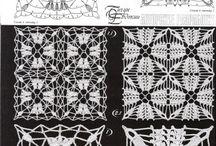 Duplet i irish crochet / szydełkowanie