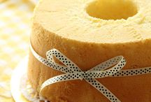 chiffon orange cake