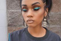 Make up: fashion